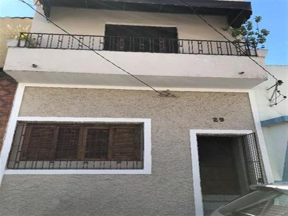 Sobrado De Vila Com 120 M², 3 Dormitórios. - 13751