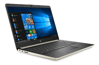 Notebook Hp Ryzen 3 Pantalla 14 Hd 4gb 128gb Ssd Win 10