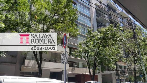 Departamento - Belgrano Las Cañitas.- 1 Ambiente Amoblado. Venta