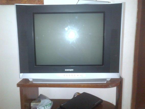 Televisor Samsung 21 Pulgadas Slim Original