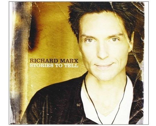 Cd : Richard Marx - Stories To Tell [2cd/ 1dvd] (with Dv...