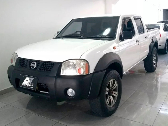 Nissan D-22 Fullequipo Diesel 4x4 Modelo 2010