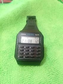 Relógio Casio Wr Calculadora