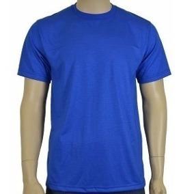 Camiseta M. Curta Malha Fria( Pacote 3 Unidades)
