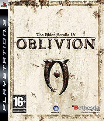 The Elder Scrolls 4: Oblivion Ps3 Original