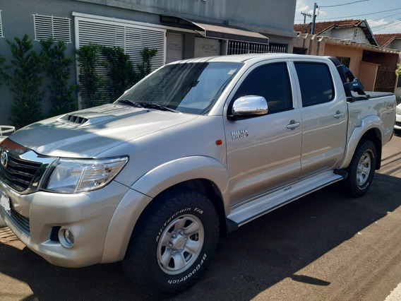 Toyota Hilux 3.0 Std Cab. Dupla 4x4 4p 2012