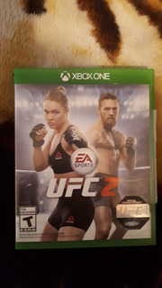 Juego Xbox One Ufc 2 Impecable