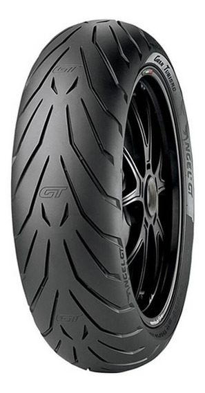 Pneu De Moto 190/55r17 Angel Gt Traseiro Pirelli 75w