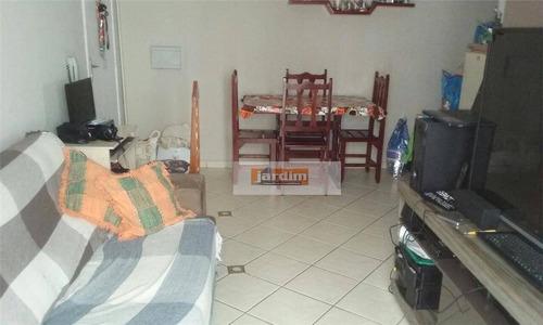 Apartamento  Residencial À Venda, Vila Planalto, São Bernardo Do Campo. - Ap2827