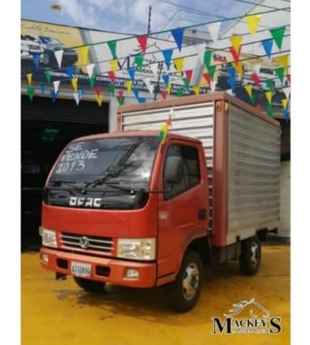 Camion Dongfeng 2013
