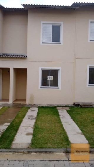 Sobrado Com 2 Dormitórios Para Alugar, 57 M² Por R$ 700/mês - Jardim Colônia - Jacareí/sp - So0497