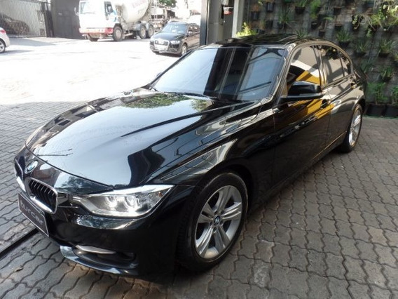 Bmw 320i Sport Gp 2.0 16v Turbo Active Flex, Fik5452