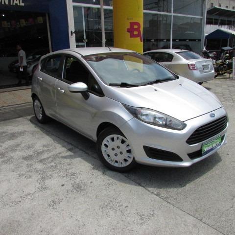 Fiesta 1.5 S Mt 2014 Prata
