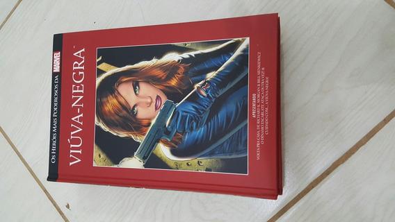 Graphic Novel Marvel Ed. Salvat-vermelha