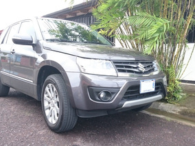 Suzuki Grand Vitara 2014, Manual, Version Full Limited, 4x4