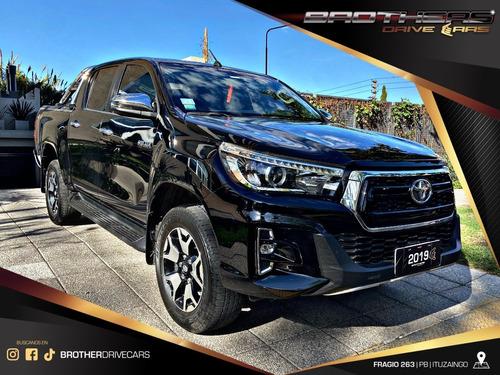 Toyota Hilux Srx At 4x4 2019
