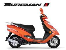 Suzuki - Burgman - Yamaha Neo - Honda Pcx