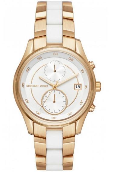 Relógio Michael Kors Feminino Briar Multifunção Mk2425/2an