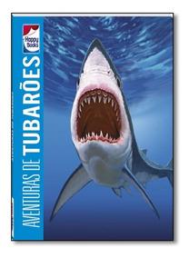 Aventuras De Tubarões - Coleção Lenticular 3d