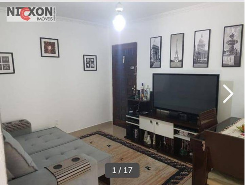 Apartamento Residencial À Venda, Vila Rio De Janeiro, Guarulhos. - Ap1158