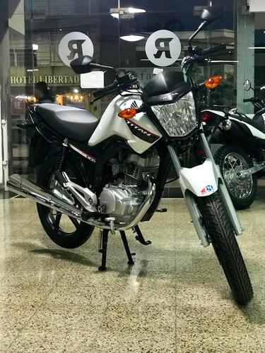 Honda New Cg Titan 150... 0 Km...agente Oficial Honda