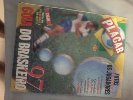 Revista Placar Guia Do Brasileiro 97 (1997)