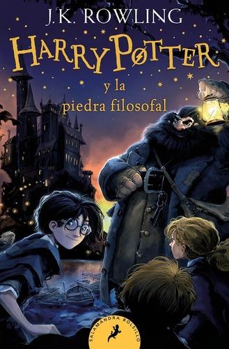 Harry Potter 1 - La Piedra Filosofal - J. K. Rowling