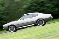 Ford Maverick Gt V8 Eleanor Batistinha Rotrex Turbo Injetado