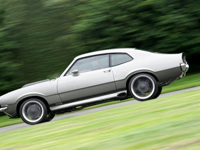 Ford Maverick Gt V8 Eleanor Batistinha Rotrex Turbo Injetado