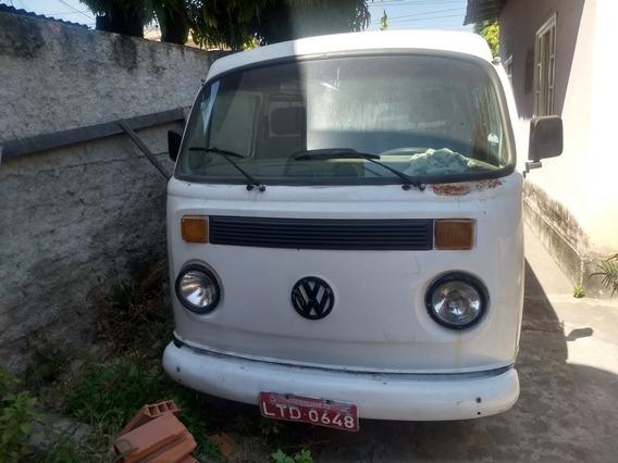 Volkswagen Kombi 1.6 Std 3p Gasolina 2004