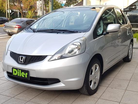 Honda Fit Lx At 2009 5 Puertas Nafta 46655831