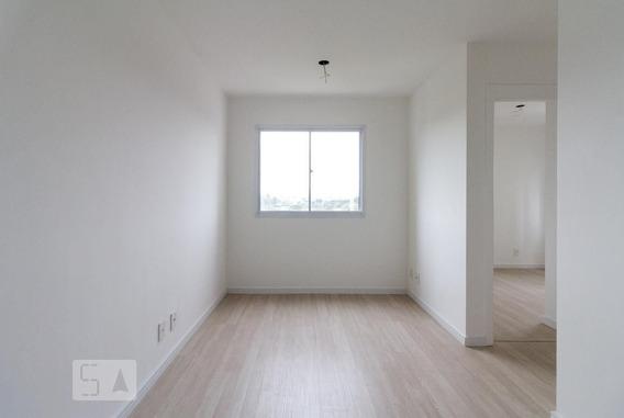 Apartamento No 4º Andar Com 2 Dormitórios - Id: 892957687 - 257687