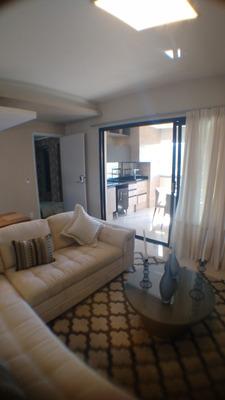 Apartamento 2 Dorms Para Locação Anual No Centro Em Mogi Das - L409