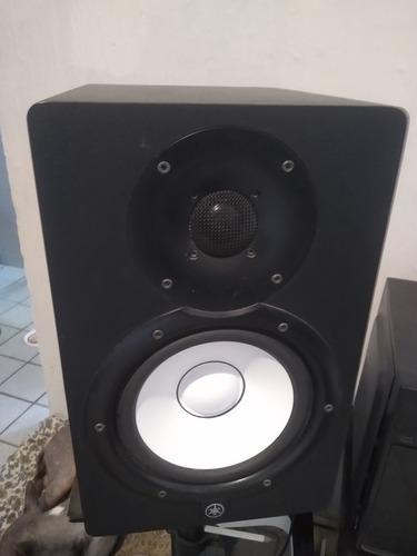 Monitor De Referência Yamaha Hs7 Par