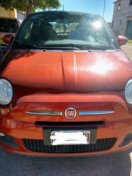 Fiat 500 1.4 16v