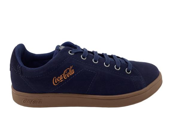 Tênis Masculino Coca Cola Seven Canvas Cc1585