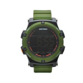 Relógio Masculino Digital Verde Militar Esportivo - Mormaii