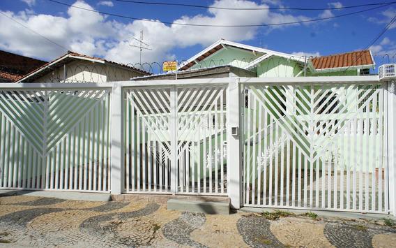 Casa À Venda Na Vila Marieta Em Campinas, Excelente Localização, Rua Tranquila. 4 Dormitórios - Ca00445 - 34096891