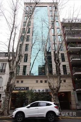 Alquiler Oficina Edif Premium 100m Con 2 Cocheras En Belgrano