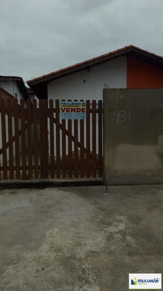 Casa Com 2 Dorms, Balneário Itaóca, Mongaguá - R$ 160 Mil, Cod: 828964 - V828964