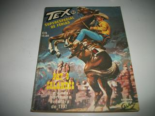 Tex - Especial De Férias - Nº 82 - 1ª Edição - Ed Vecchi