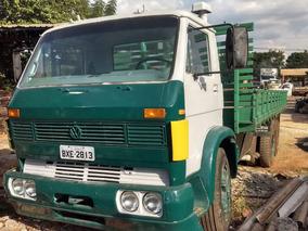 Caminhão Vw 13130 Mwm Truck Reformado 1986