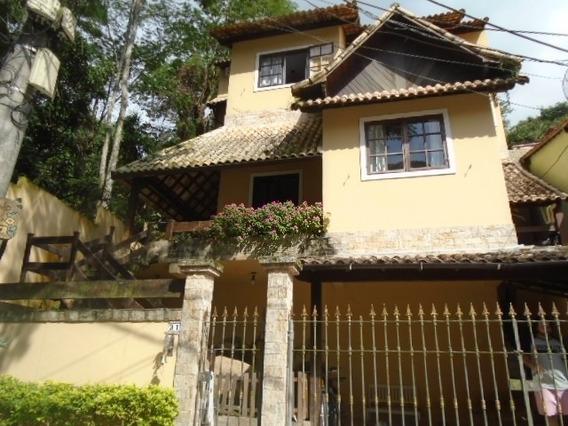 Casa Em Vila Valqueire, Rio De Janeiro/rj De 319m² 3 Quartos À Venda Por R$ 950.000,00 - Ca149816