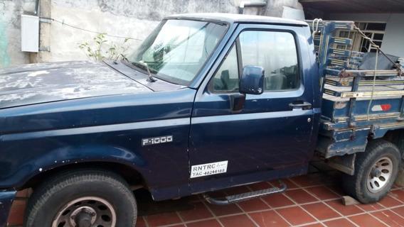 Ford F1000 Hsd Xl - Diesel - 96/97