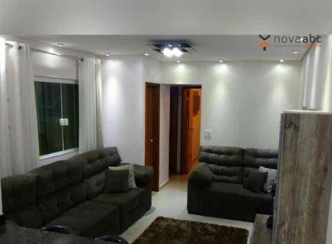 Apartamento À Venda, 50 M² Por R$ 290.000,00 - Vila Metalúrgica - Santo André/sp - Ap1189