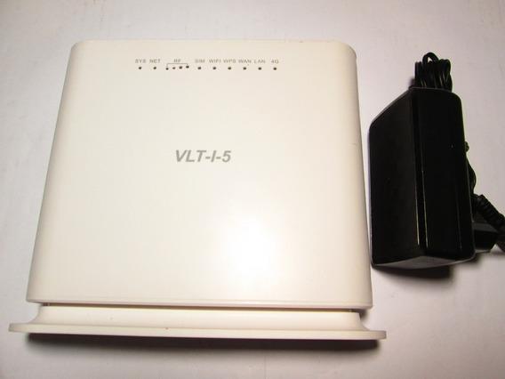 Modem Roteador Tim 4g Tropico Cpe Indoor 5 Band Vtl-i-5 C/fonte