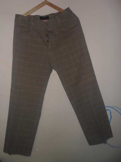 Pantalon De Hombre Muy Original Marca Uffo Talle 43