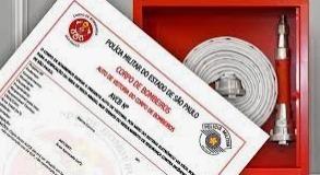 Clcb -  Certificado De Licenciamento Do Corpo De Bombeiros