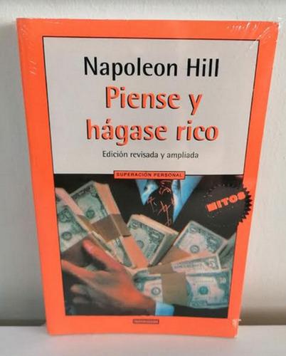Libro Físico Piensa Y Hagase Rico. Napoleón Hill.