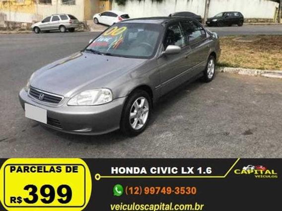 Honda Civic Sedan Lx-mt 1.6 16v